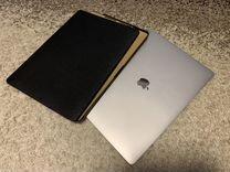 Кожаный чехол для MacBook Pro