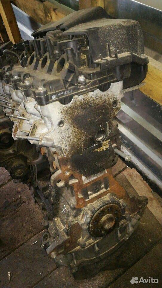 Двигатель BMW Е60 м47 204D4 разбор