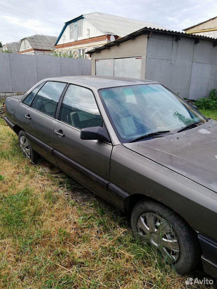 Audi 100, 1987  89606321617 купить 4