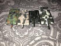 Модель танков