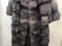 Шуба финский песец — Одежда, обувь, аксессуары в Москве