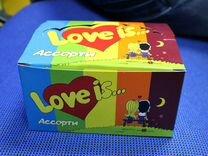 Жвачки Love is