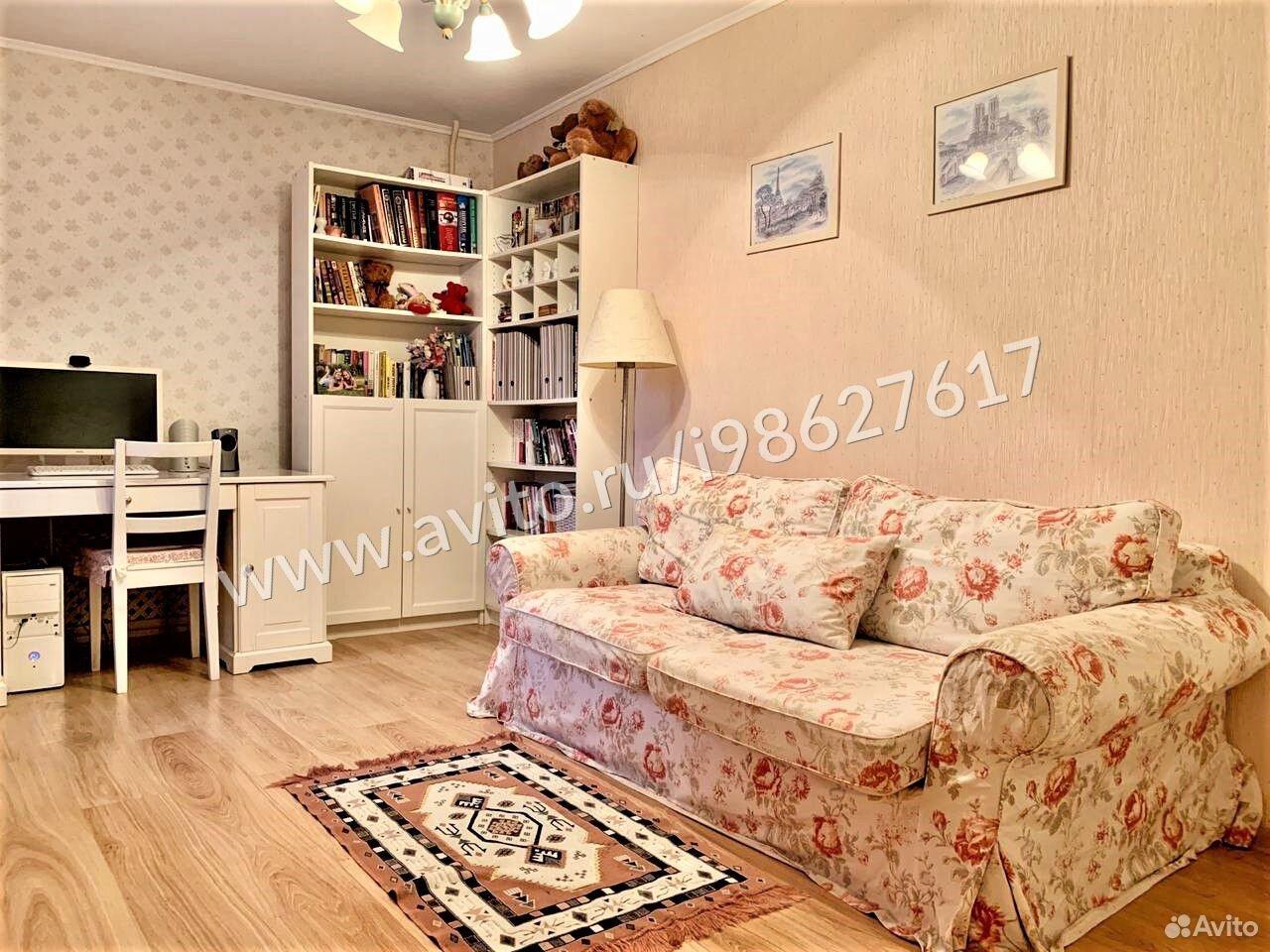 4-к квартира, 109.6 м², 2/10 эт.  89201131272 купить 3