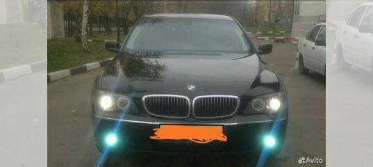 BMW 7 серия 2008 купить в Москве на Avito — ОбъявРения на сайте Авито