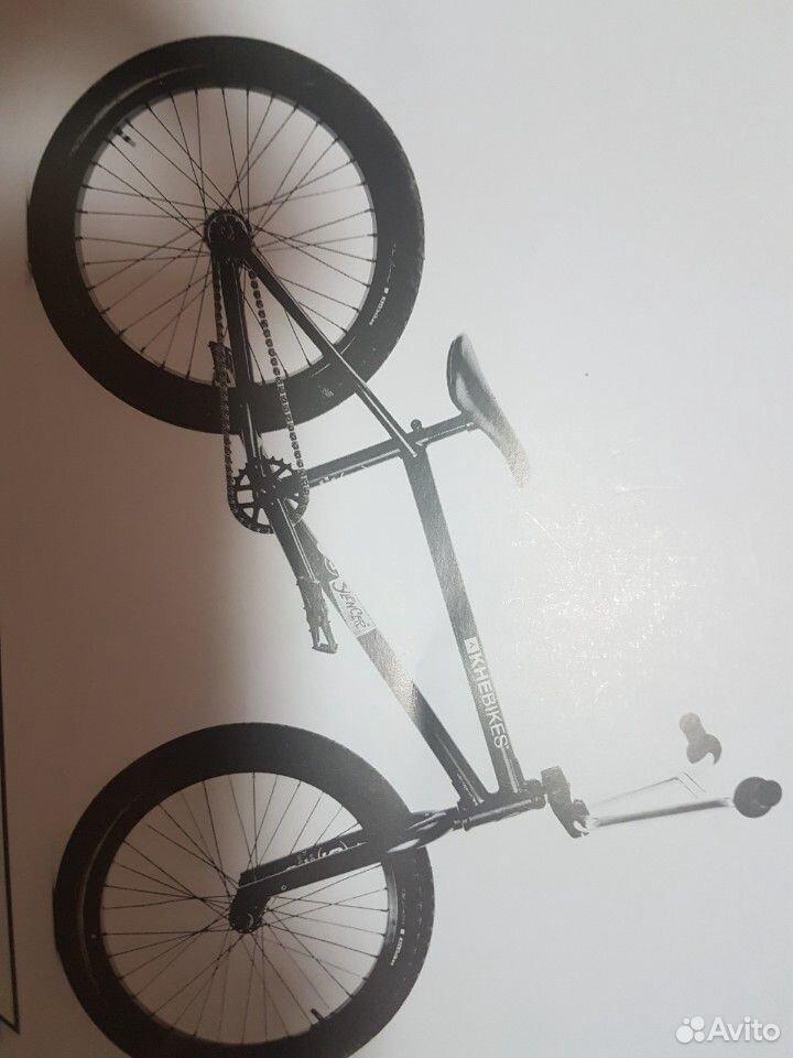 Велосипед вмх khebikes  89832928190 купить 7