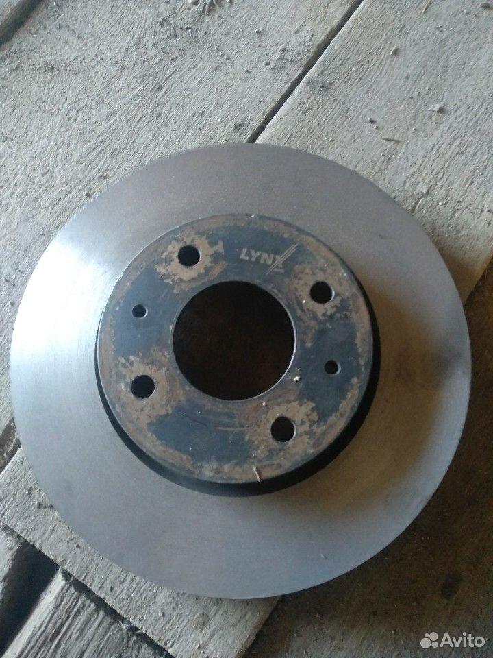 Тормозные диски Лансер 9  89601317222 купить 4
