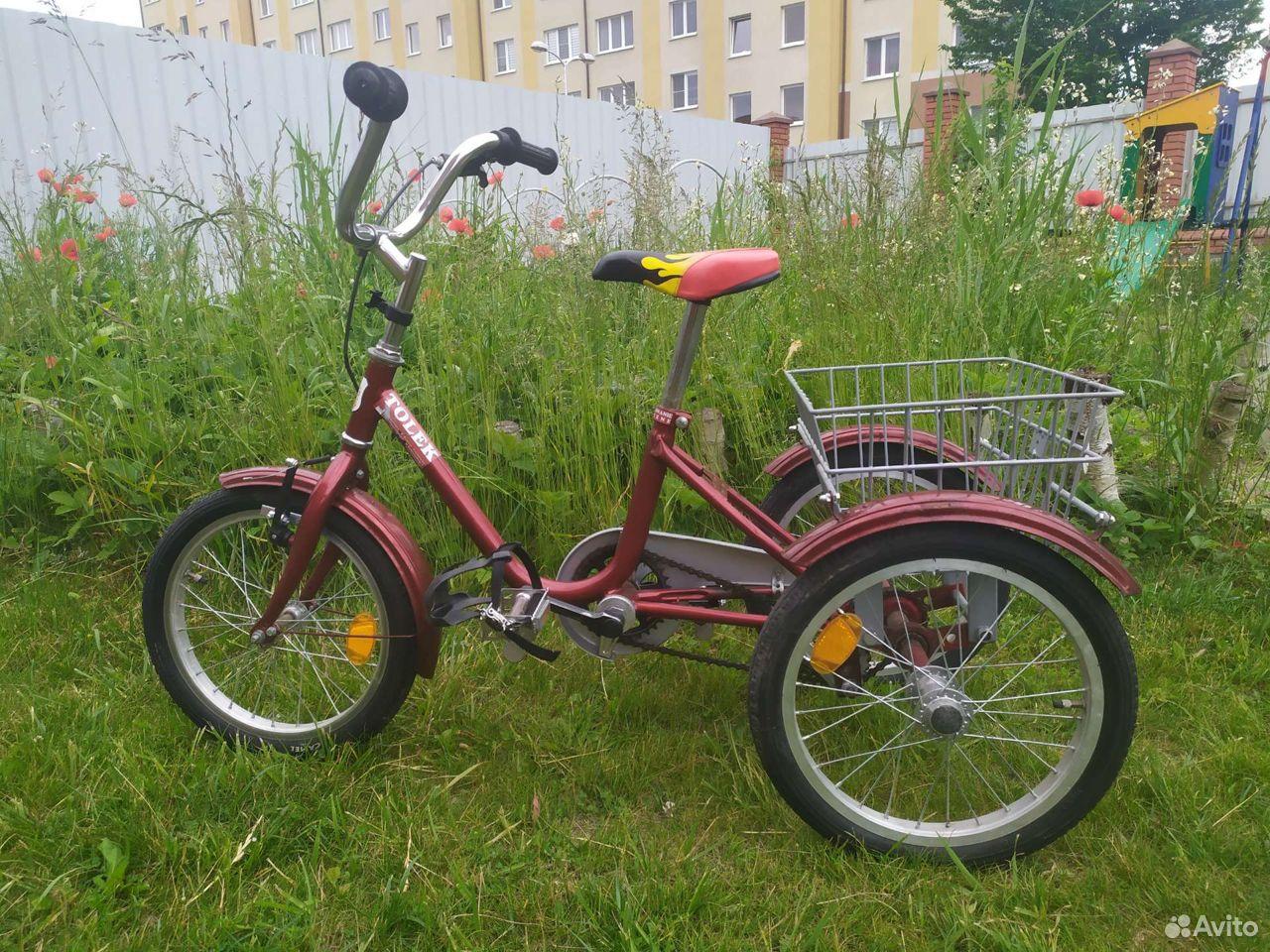 Реабилитационный велосипед детский 89118553806 купить 2