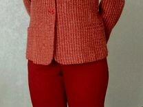 Жакет и брюки на 44-46