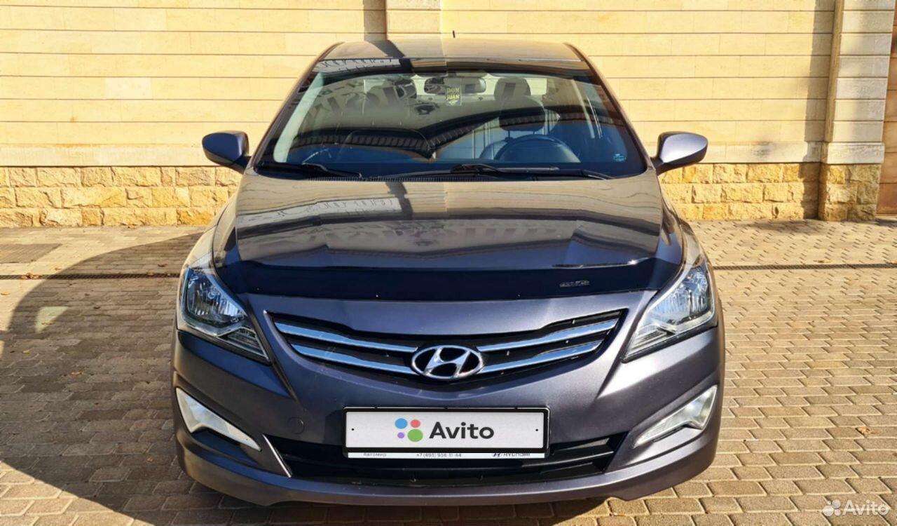 Hyundai Solaris, 2015  89528721649 купить 2