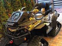 Гусеничный комплект Apache 360 Track Kit 715001981 — Запчасти и аксессуары в Санкт-Петербурге