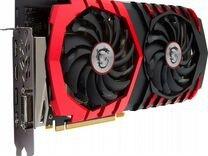 Видеокарта MSI GeForce GTX 1060 Gaming X 3GB