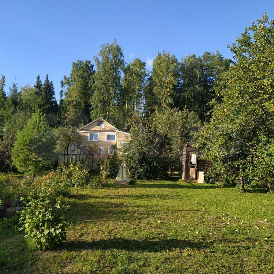 Дом 108 м² на участке 10 сот.  89068977751 купить 1