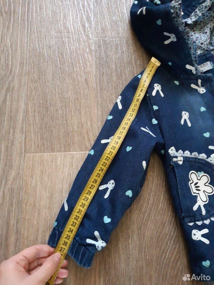 Джинсовая курточка на девочку  89236219223 купить 6