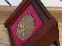 Памятная медаль от президента РФ Сочи 2014