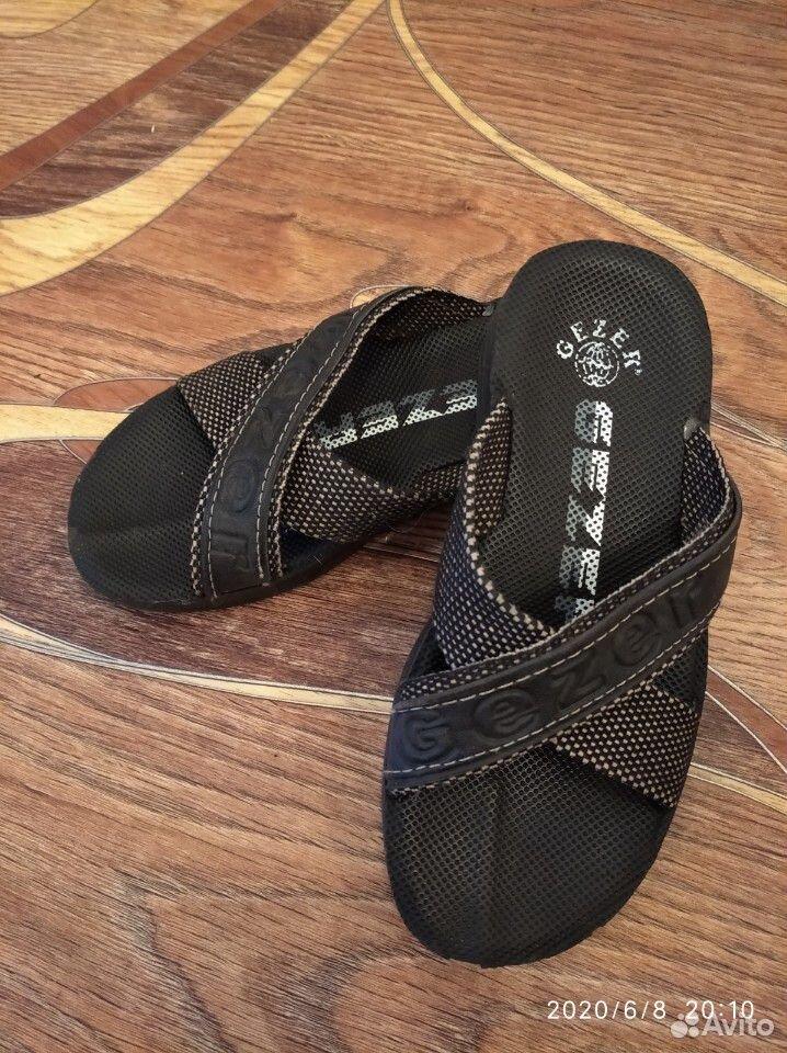 Шлепанцы, сандали детские  89203850160 купить 1