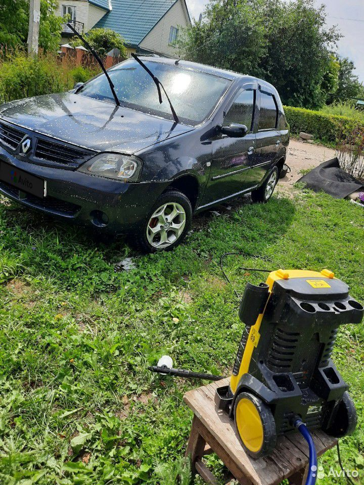Renault Logan, 2008  89612447193 купить 4