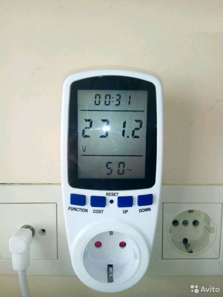 Измеритель мощности (ваттметр)  89278423360 купить 1