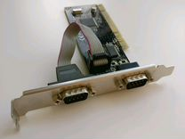 PCI контроллер COM порт