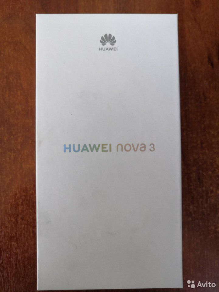 Смартфон huawei nova 3  89896678805 купить 1
