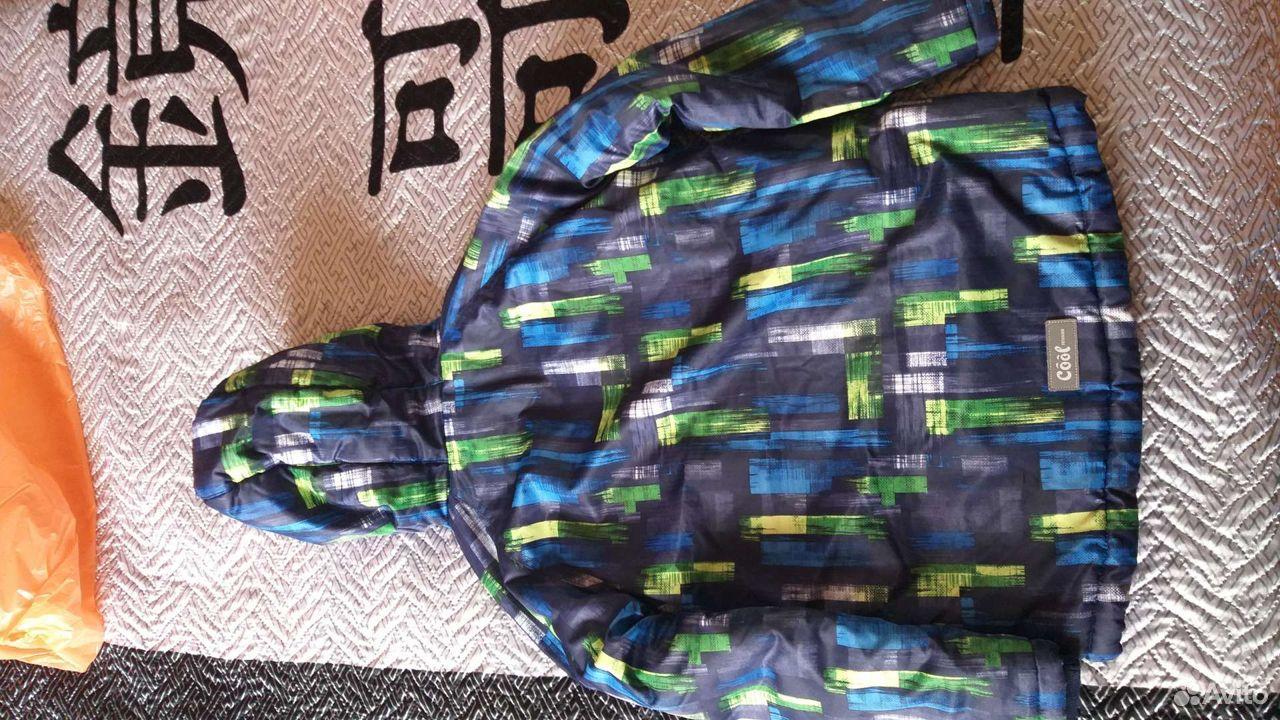 Куртка теплая демисезон  89059161204 купить 4