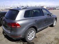 Разбор Volkswagen Touareg 2 2012 3.6 Дизель МКПП