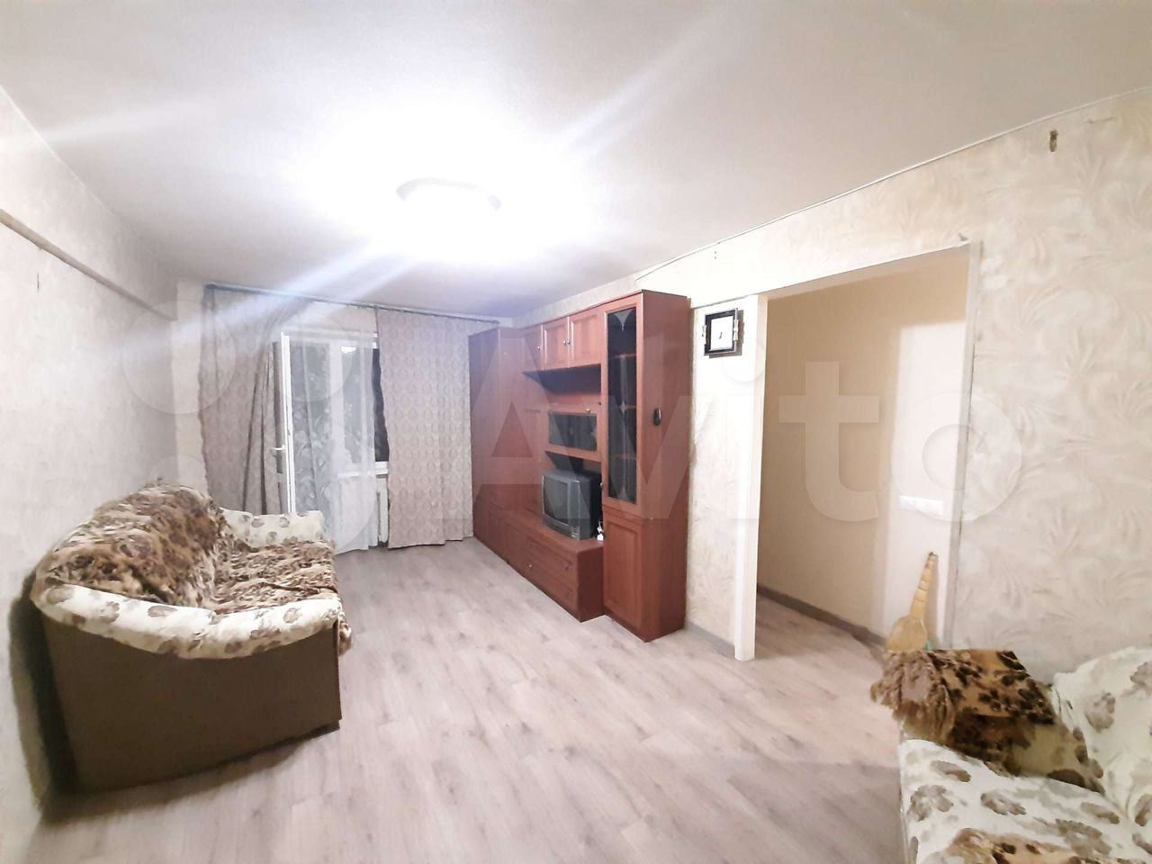 2-к квартира, 44 м², 2/5 эт.  89532657500 купить 2