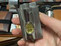Мужской набор охотника фляжка рюмки зажигалка ложк
