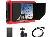 BlackMagic Pocket Cinema Camera, Lilliput A7S и др