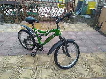 Детский велосипед бу