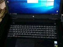 """17.3"""" Ноутбук HP Pavilion 17-ab404ur черный"""