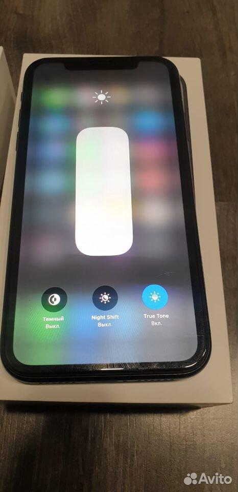 iPhone XR 64 Gb Black идеальный (RU)  89502111155 купить 3