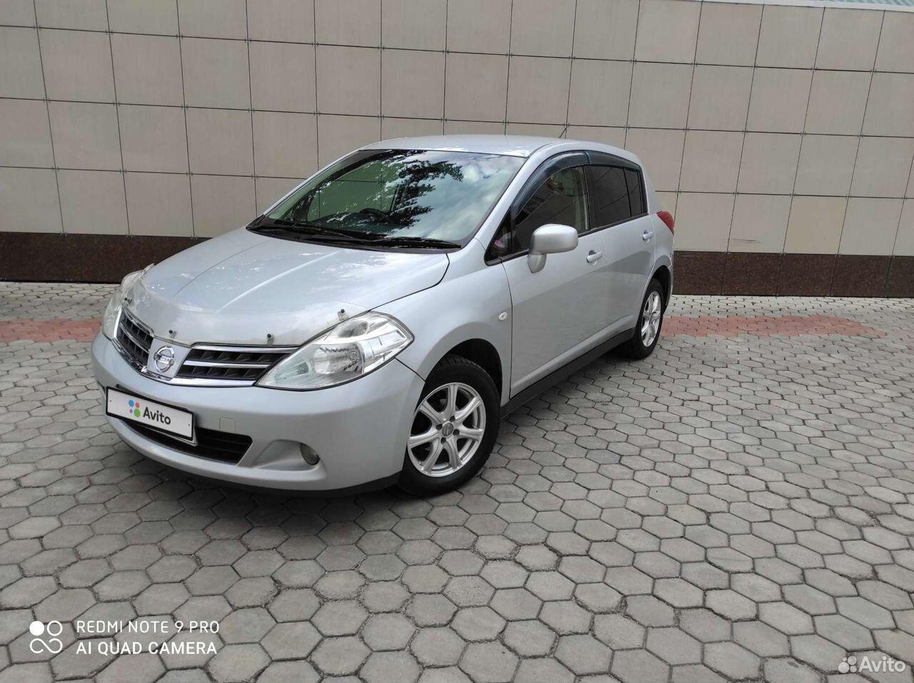 Nissan Tiida, 2009  89098120307 купить 2