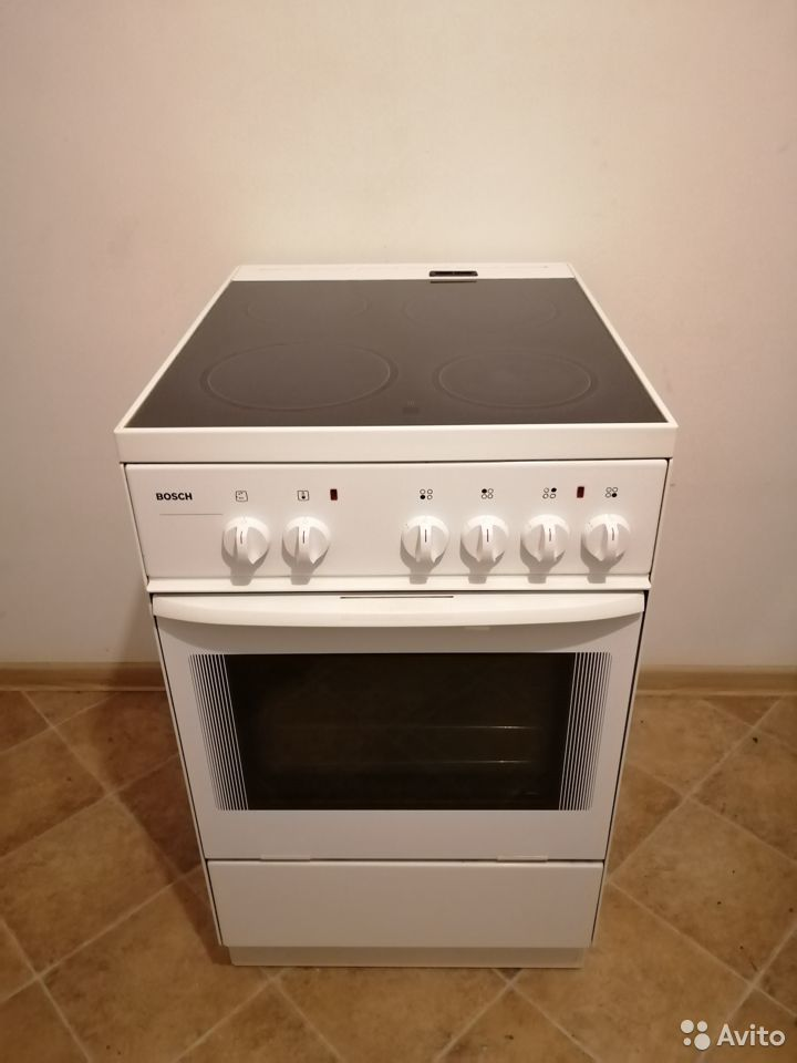Плита Bosch (Стеклокерамика)  89530441041 купить 1
