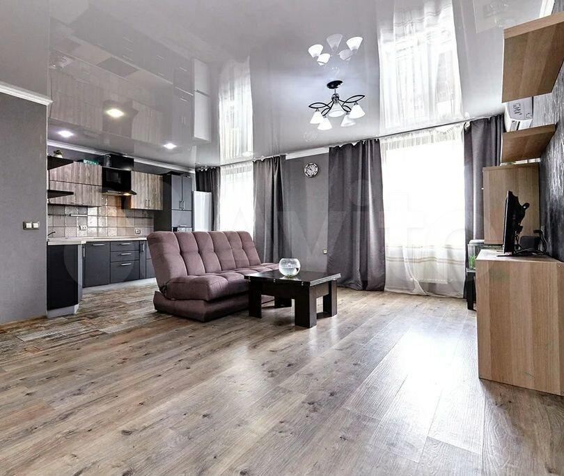 2-к квартира, 65 м², 15/17 эт.  89343427515 купить 1