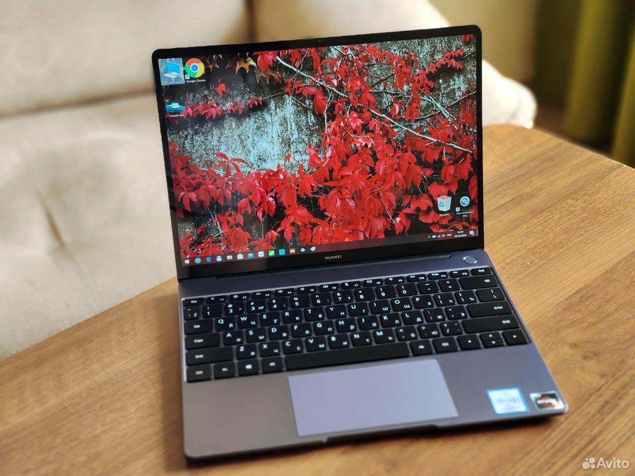 Huawei MateBook 13 2020 AMD 16гб + 512 (HN-W19R)  89231887714 купить 4