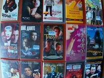 Коллекция фильмов на VHS видеокассетах