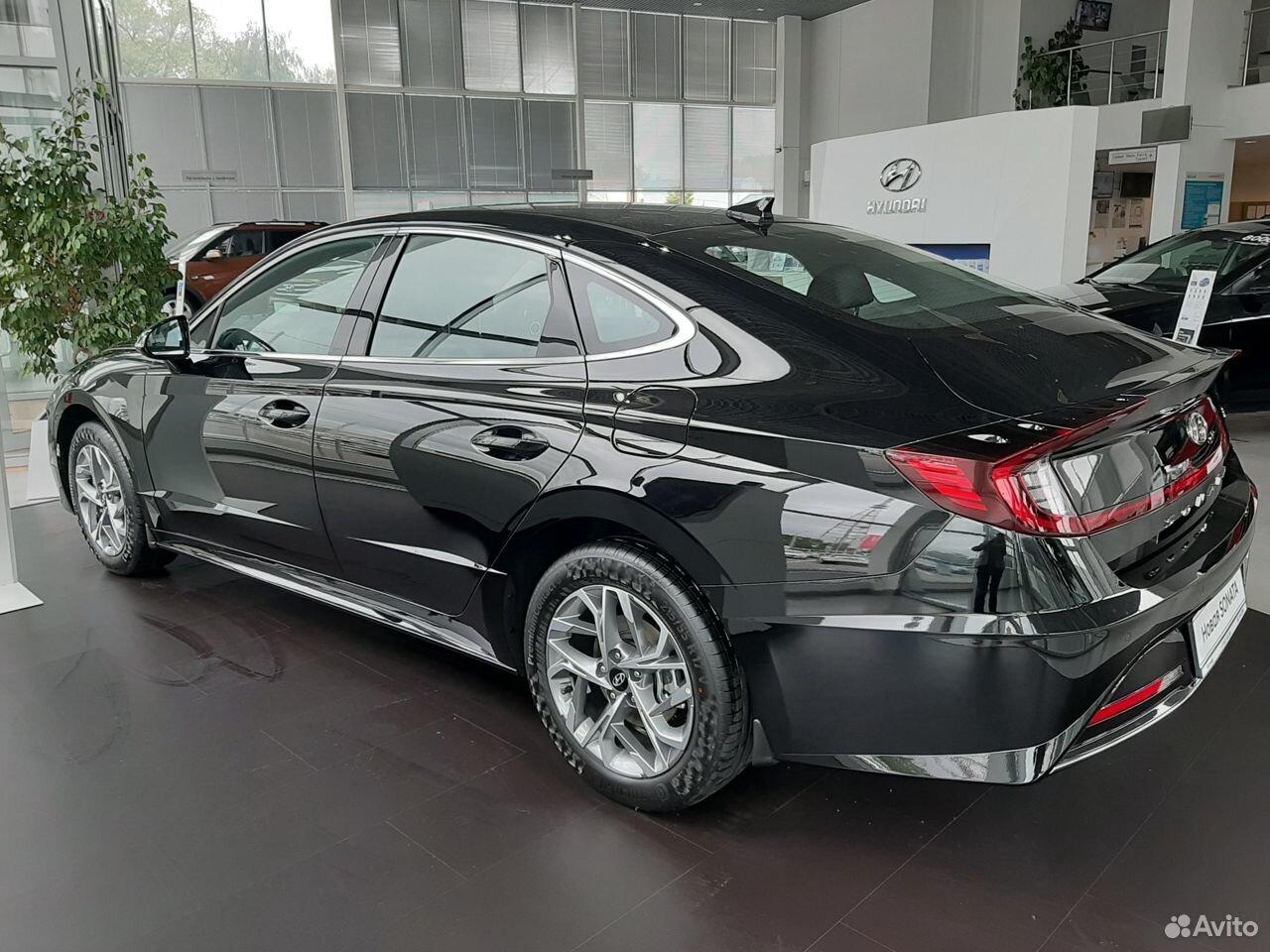 Hyundai Sonata, 2020  89133308137 купить 4