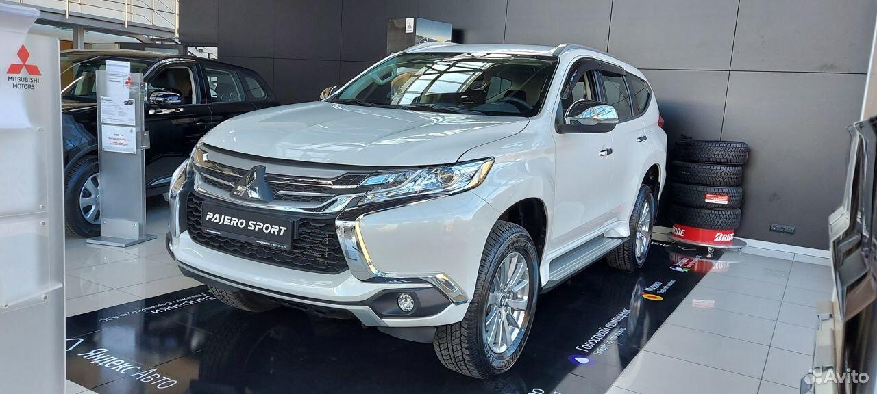 Mitsubishi Pajero Sport, 2020  88422227719 купить 1