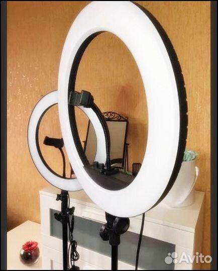 Кольцевая лампа  89272364863 купить 1