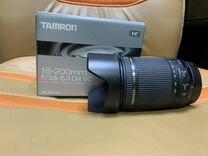 Объектив Tamron 18-200mm F/3.5-6.3 Di II VC