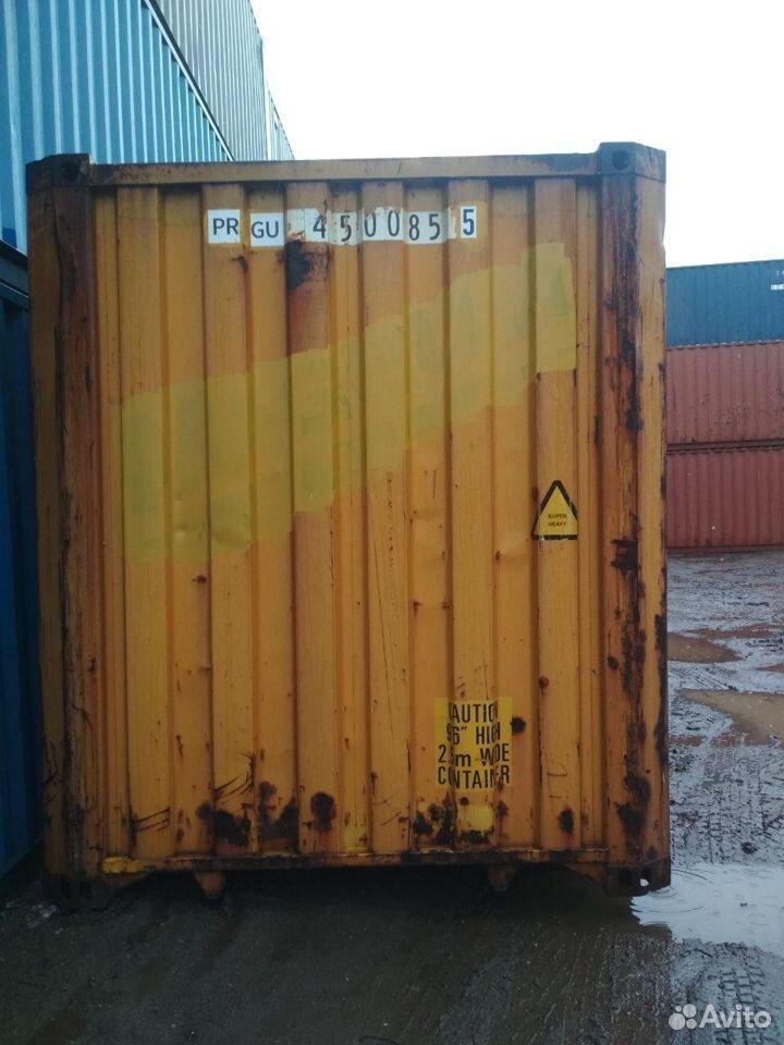 Морской контейнер 45 футов  89013734855 купить 4