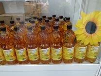 Масло подсолнечное нераф-е оптом в бутылях,наливом