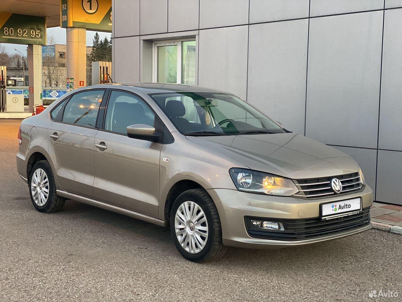 Volkswagen Polo, 2017  89177719995 kaufen 1