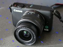 Canon M10 + 15-45 IS