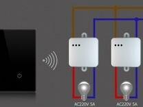 Сенсорный беспроводной выключатель