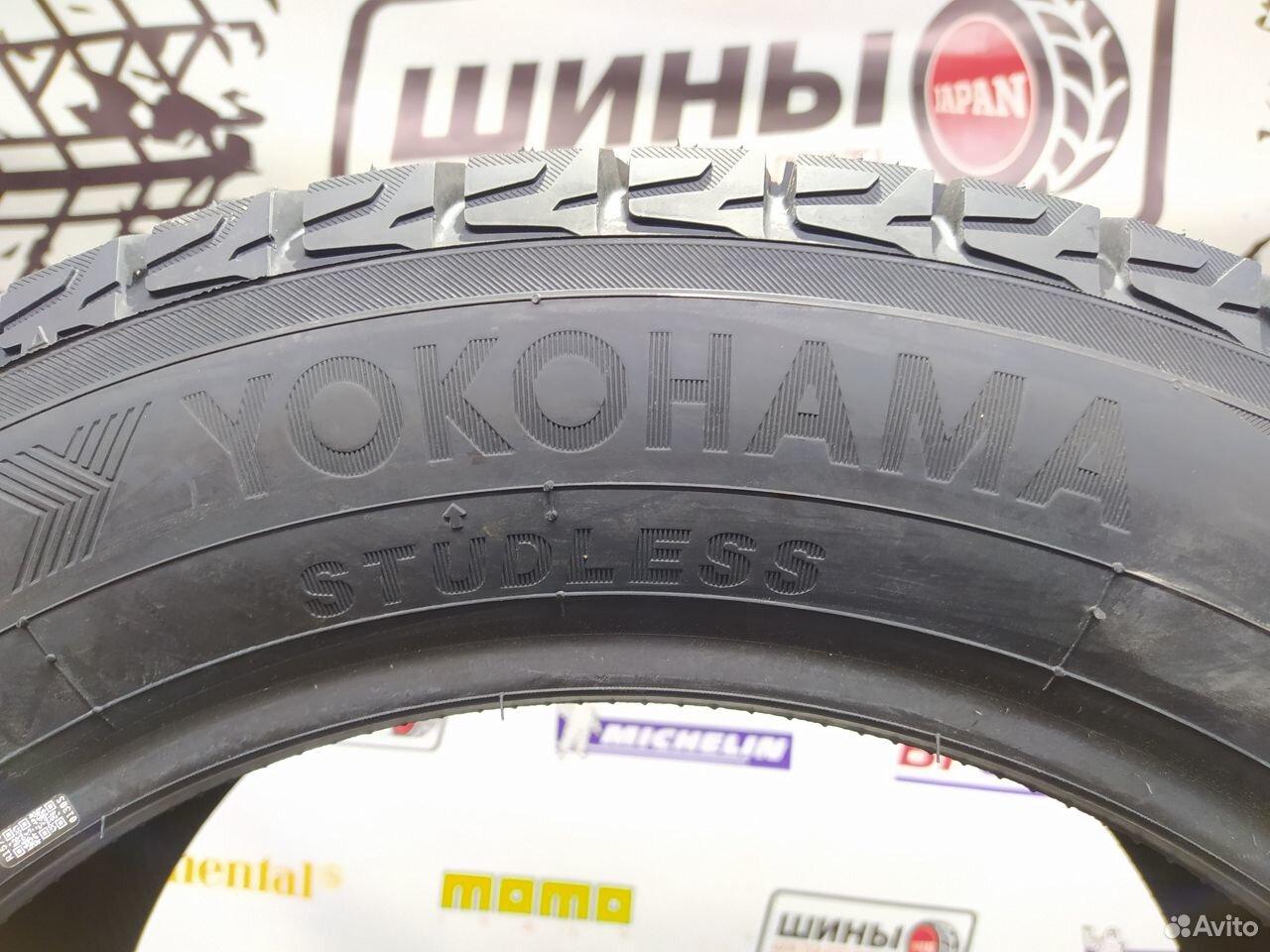 Зимние шины 235/55R18 100Q Yokohama Ice Guard G075  89941077322 купить 4