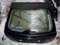 Крышка багажника на Форд фокус 2 хэтчбек
