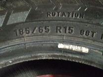 185/65/15 комплект шипованной резины