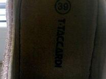 Кеды фирменные 39 размер