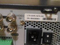 Видеорегистратор 16 кан. LTV